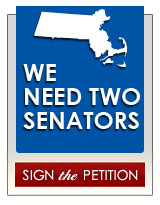 We Need Two Senators - Sign the petition