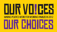 Our Voices. Our choices
