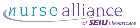 Nurse Alliance of SEIU Healthcare Logo