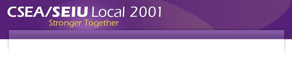 CSEA/SEIU Local 2001