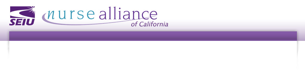SEIU Nurse Alliance of California