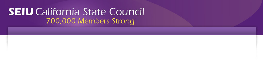 SEIU California State Council