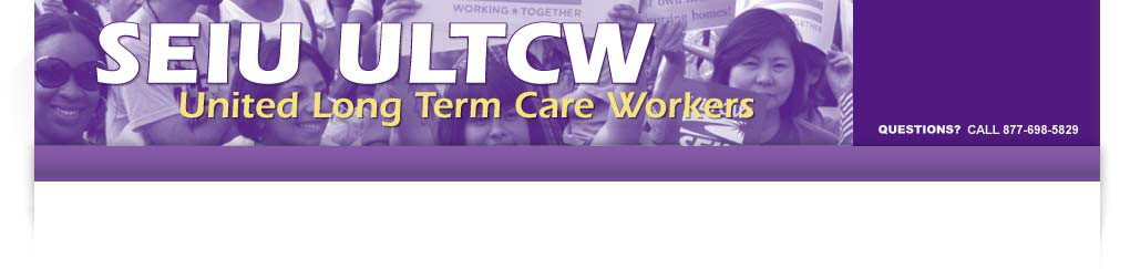 SEIU United Long Term Care Workers